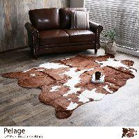 Pelage ラグマット 160cm×220cm
