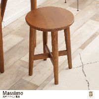 Massimo 丸型スツール 単品