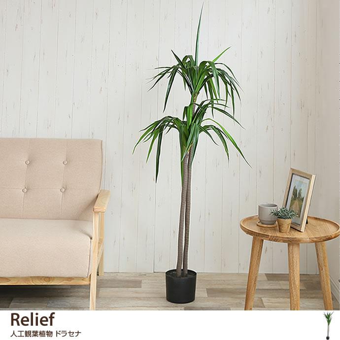 Relief 人工植物 ドラセナ