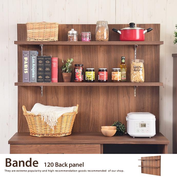 Bande 120 Back panel バックパネル