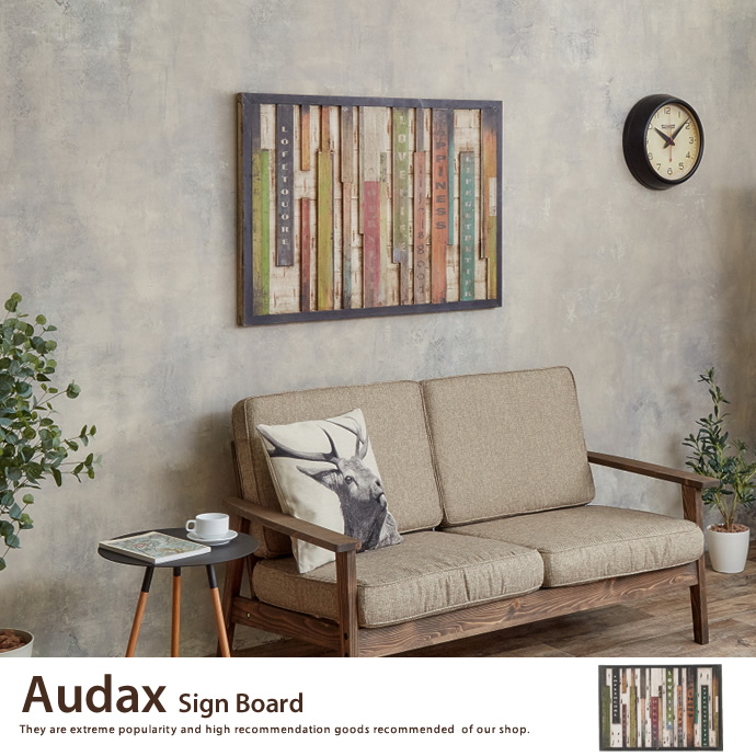 Audax Sign Board