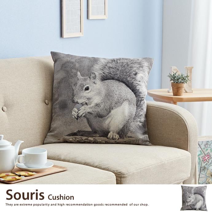 Souris Cushion