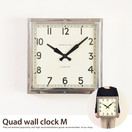 Quad wall clock(M)