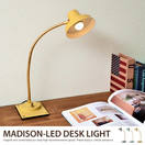 デスクライトMadison-LED desk light