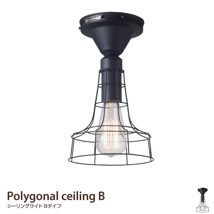 Polygonal ceiling B