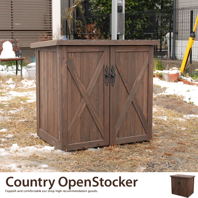 Country Open Stocker