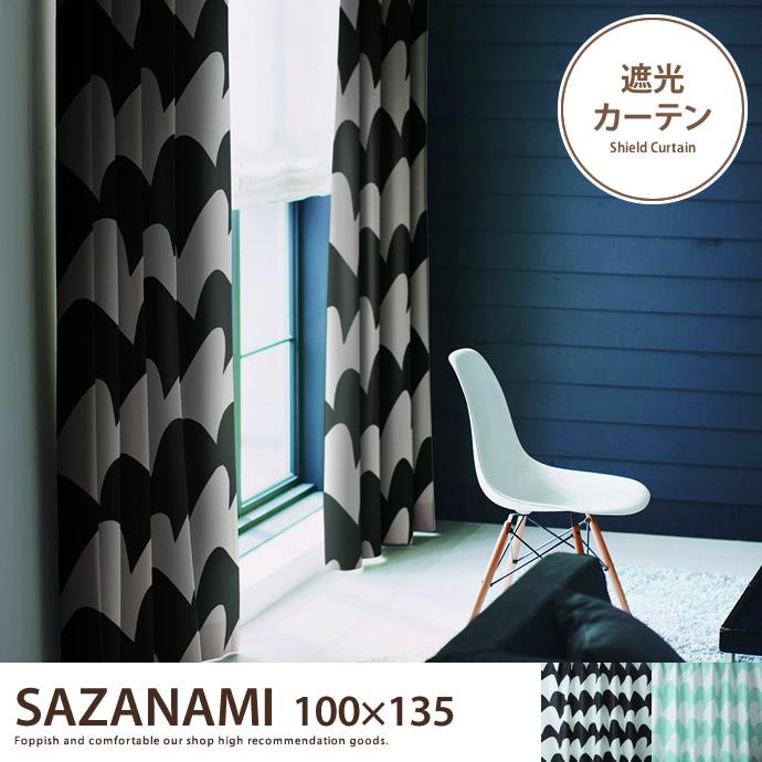 SAZANAMI  100×135 【1枚】