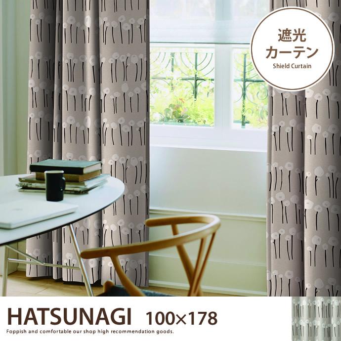 HATSUNAGI  100×178 【1枚】