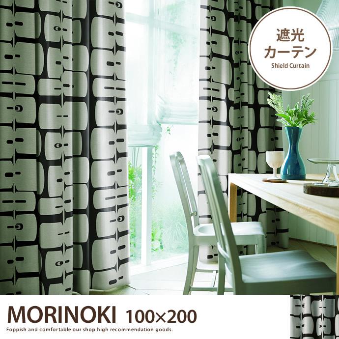 MORINOKI  100×200 【1枚】