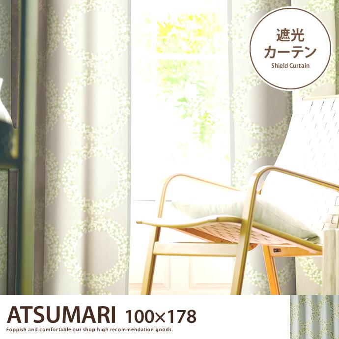ATSUMARI  100×178 【1枚】