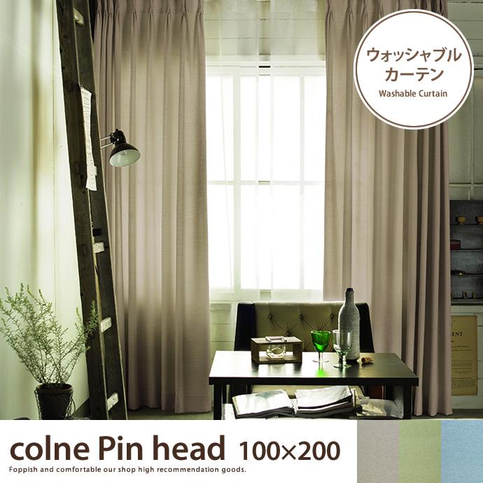 colne Pin head 100×200 【1枚】