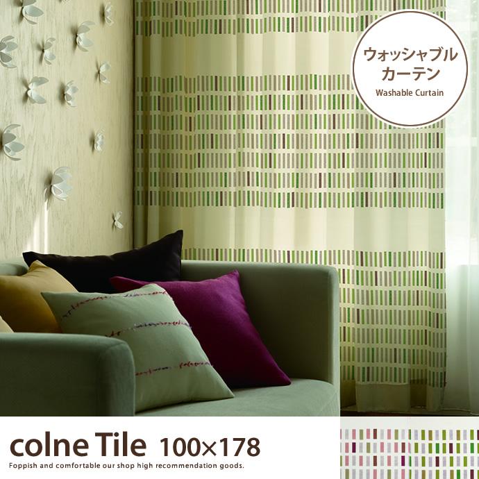 colne Tile 100×178 【1枚】